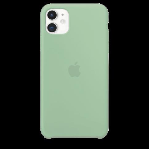 Чехол на IPhone 11 зеленый