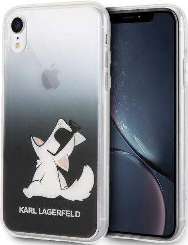 Lagerfeld iPhone Xr Choupette Sunglasses Black