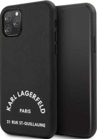 Lagerfeld iPhone 11 Pro Rue Saint Hard Black