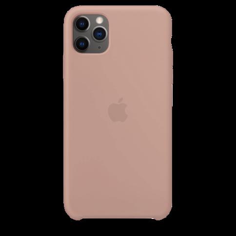 Чехол на IPhone 11 розовый