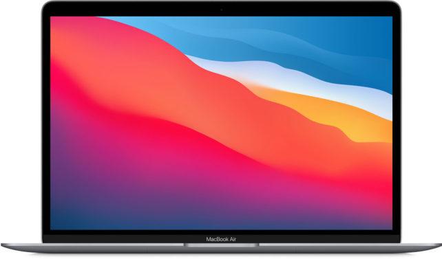 MacBook Air 13″ M1 512Gb Space Gray 2020