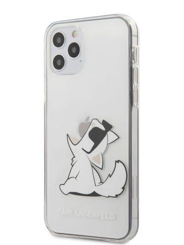 Lagerfeld iPhone 12 Pro Max Choupette Transparent