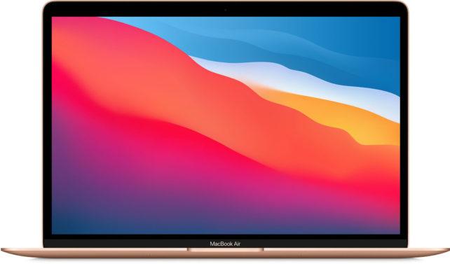 MacBook Air 13″ M1 256Gb Gold 2020