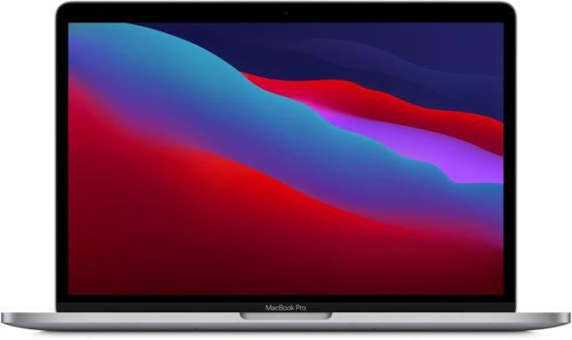 MacBook Pro 13″ M1 8Gb 512Gb Space Gray 2020