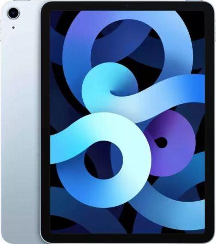 iPad Air 10.9″ 2020 Wi-Fi + Cellular 256Gb Sky Blue