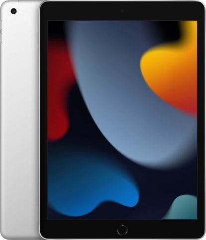 iPad 10.2″ 2021 Wi-Fi + Cellular 256Gb Silver