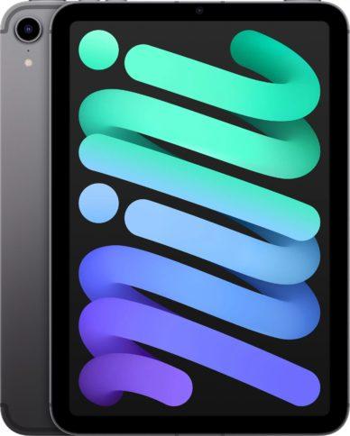 iPad Mini 6 8.3″ 2021 256Gb Wi-Fi + LTE Space Gray