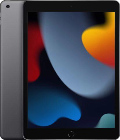 iPad 10.2″ 2021 Wi-Fi 256Gb Space Gray